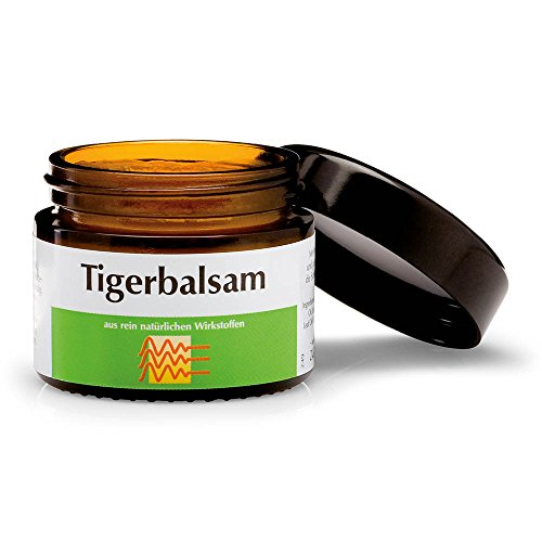 Sanct Bernhard Tigerbalsam, Inhalt 50 ml