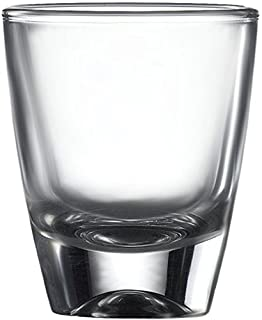Circleware 42787 Tasters Shot Set of 6, Heavy Base Glassware Drinking Glass Cups for Whiskey, Vodka, Brandy, Bourbon, and Best Selling Liquor Beverage Bar Dining Decor Gifts, 1.5 oz (B07CLFGJTN) | Amazon price tracker / tracking, Amazon price history charts, Amazon price watches, Amazon price drop alerts