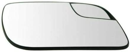 JJ Mirror Glass New item Recommended 5.25Inch Heated Compatib Convex RH Spotter Right
