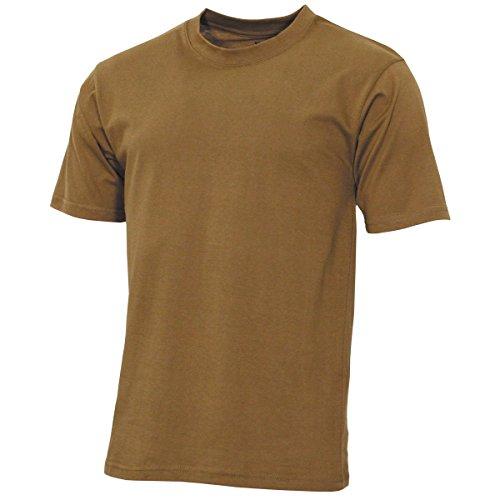 MFH US Army Herren Tarn T-Shirt Streetstyle (Coyote Tan/L)