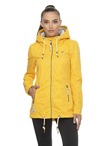 Ragwear ZUZKA Yellow Jacke (XXL)