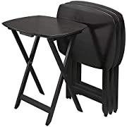 Winsome Wood 5-Piece TV Table Set