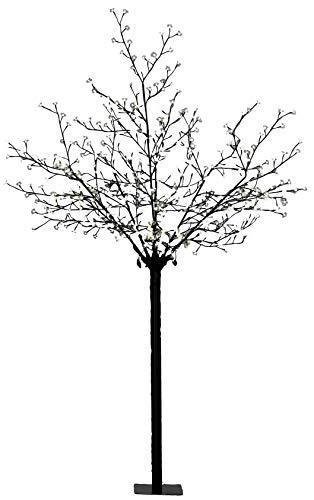 Gartenpirat LED Kirschblütenbaum 250 cm hoch mit 600 LED warmweiß für außen