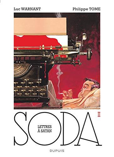 Soda - tome 2 - Lettres à Satan (réédition)