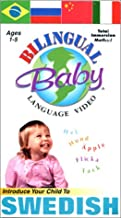 Bilingual Baby, SWEDISH, Vol 10 VHS