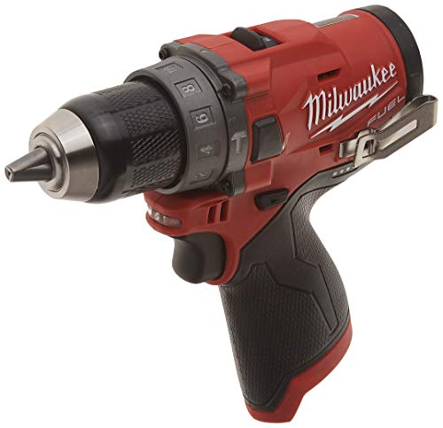Milwaukee Electric Tools MLW2504-20 M12 Fuel 1/2' Hammer Drill (Bare)