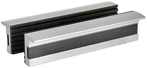 Sealey VSJ125 Zachte kaak voor schroefstok, 125 mm