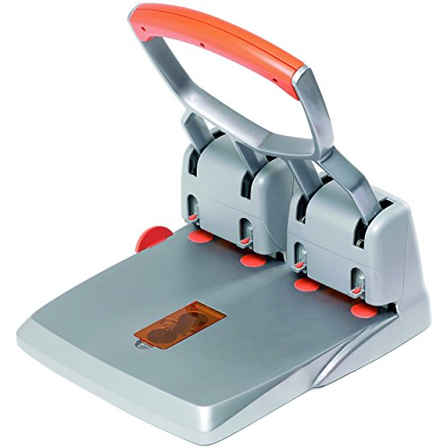 RAPID 23223100 - Taladro 4 agujeros de grueso modelo HDC150/4 color plata/naranja