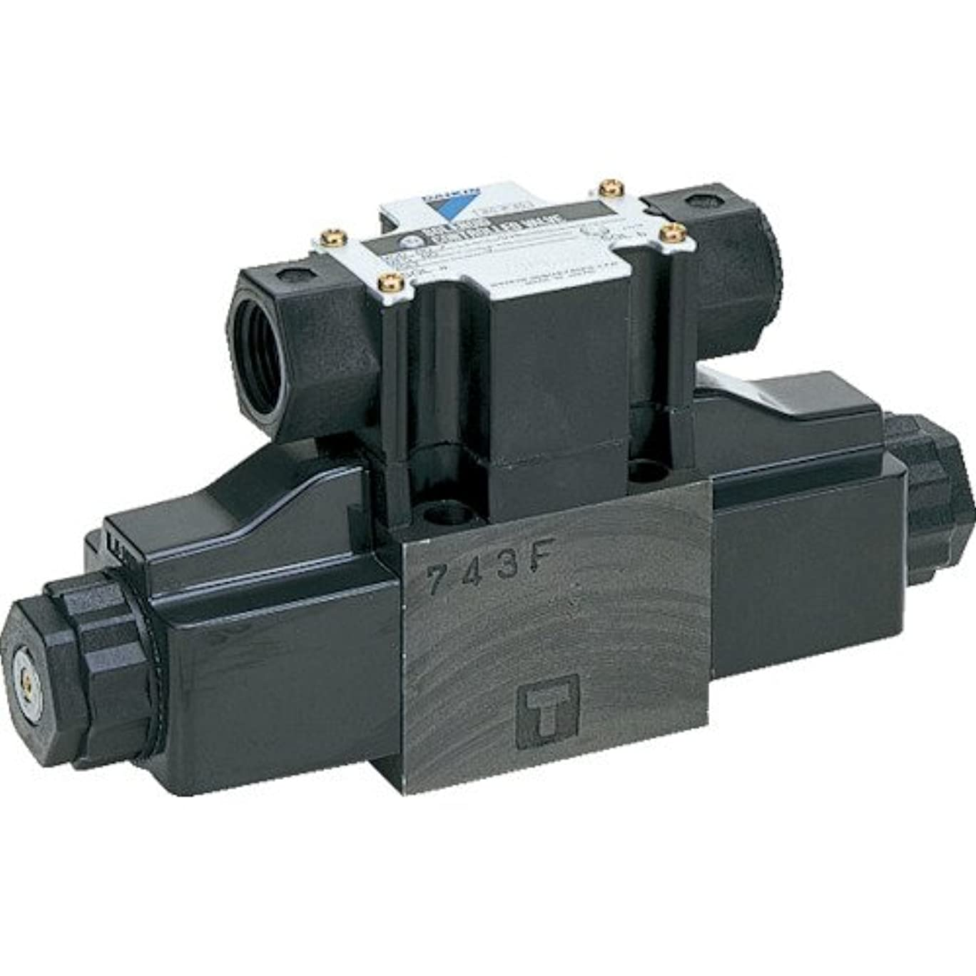 各迷路に関してダイキン ダイキン 電磁パイロット操作弁 電圧AC200V 呼び径3/8  KSO-G03-2BB-20