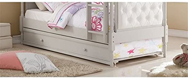 Acme Furniture 37693 Pearlie Twin Trundle Gray