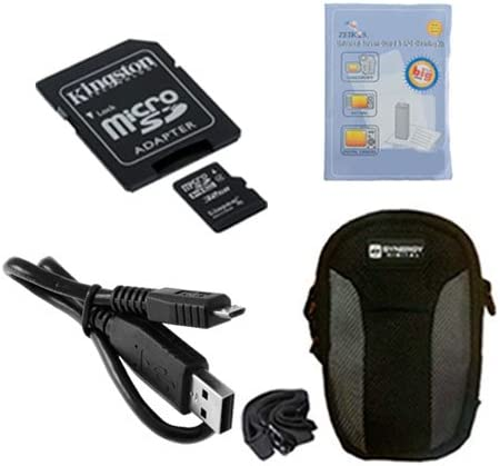 Samsung ST72 Digital Camera Free shipping anywhere in the nation Accessory SDC4 Includes: Kit Me 32GB Mesa Mall