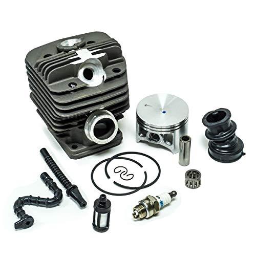 56MM Big Bore Nikasil Cylinder Piston Gasket Kit for Stihl 066 MS660 Chainsaws