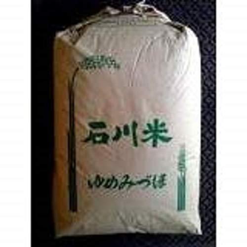 石川県産 ゆめみづほ 玄米30kg