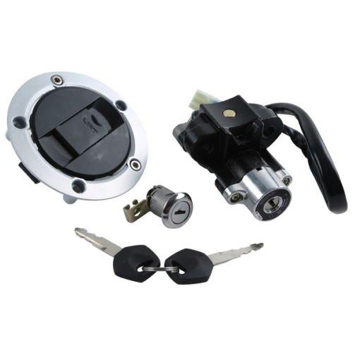 Ignition Switch Lock Gas Key Set for Suzuki GSXR600/750 04-05 GSXR 600 GSXR 750 K5