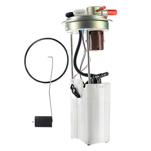 """A-Premium Electric Fuel Pump Module Assembly with Pressure Sensor Replacement for Chevrolet Silverado 1500 GMC Sierra 1500 2500 HD 2004-2006 Classic standard or extended cab (Petrol Only) 78.0"""" Bed"""