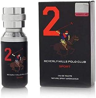 Beverly Hills Polo Club Sport No 2 For Men- Eau de Toilette, 100ml
