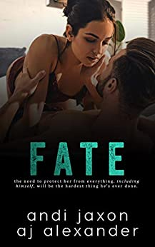 Fate: An Age Gap Interconnected Stand Alone (SEAL'd Book 3) by [AJ Alexander, Andi Jaxon]