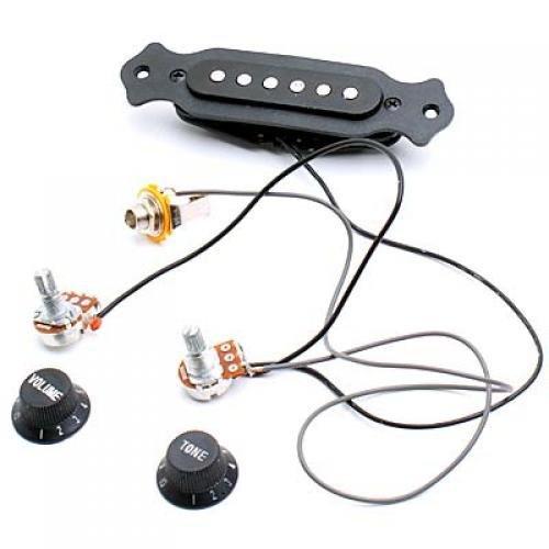 Gitarre Magnetische Acoustic Pickup