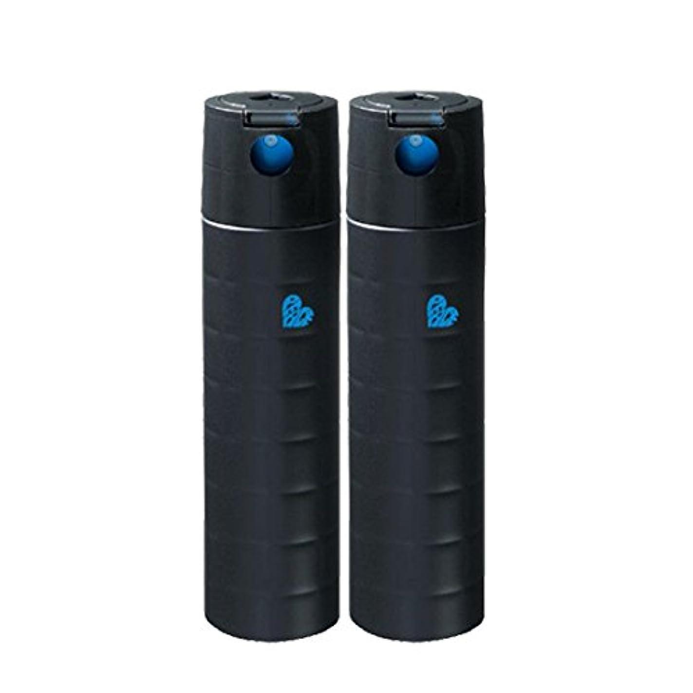 フロンティアトンきれいに【X2個セット】 アリミノ ピース フリーズキープspray ブラック 140g 200ml