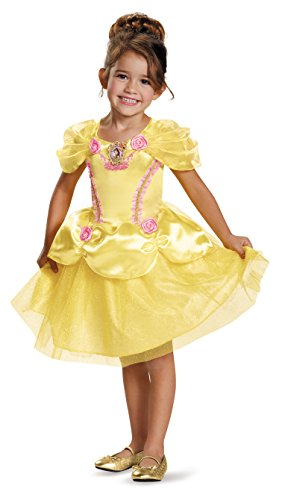Disney Princess Belle Beauty & the Beast Toddler Girls' Costume