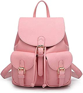 QM61 Fashion Backpack for Women - Pink