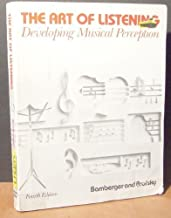 The art of listening: Developing musical perception