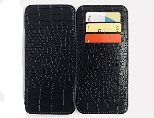 Hpybest Hot Selling Womens Echt Lederen Credit Card Case Zakelijke Bank Card Houder Organizer portemonnee Mini Money Bag