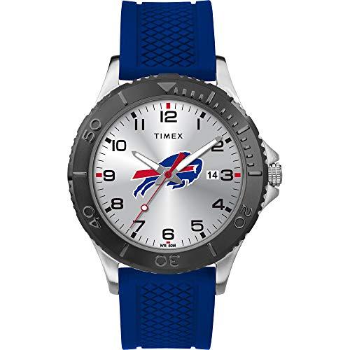 Timex Men's TWZFBILMN NFL Gamer Buffalo Bills Watch