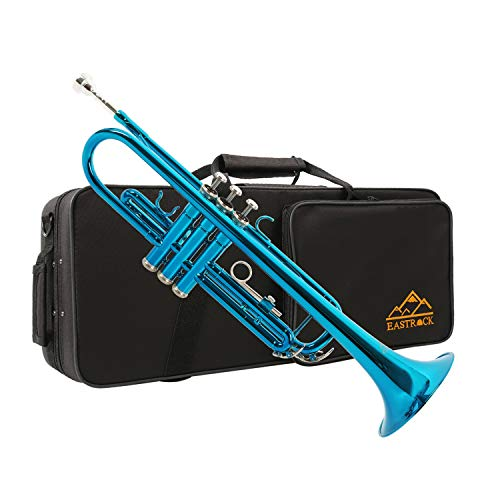 Eastrock Bold Trompette Laiton Ensemble de Trompette en Sib...