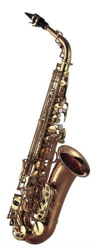 Yanagisawa A-992 Bronze Alt Saxophon - Bronze-Korpus
