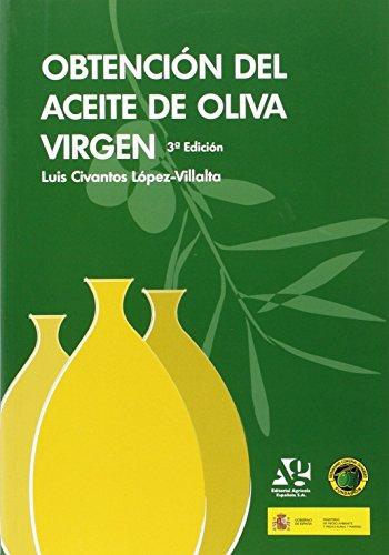 OBTENCION DEL ACEITE DE OLIVA VIRGEN