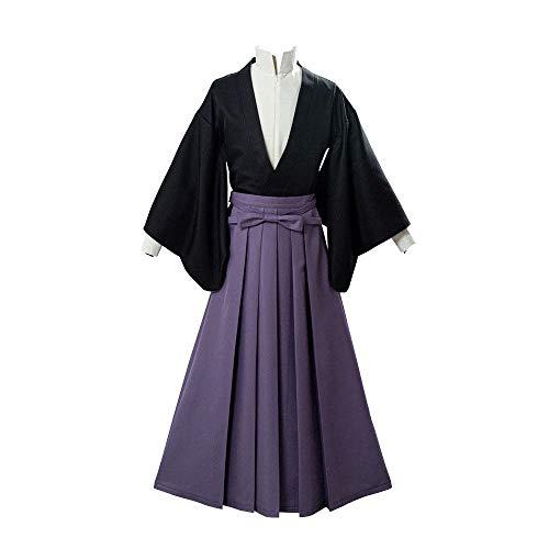 hengGuKeJiYo Toilette gebunden Hanako Kun Cosplay Tsukasa Yugi Cosplay Kostüm Hakama Hose Samurai Kimono Set Kendo