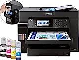 Epson EcoTank ET-16600 4-in-1 Tinten-Multifunktionsgerät (Kopie, Scan, Druck, Fax, A3,...