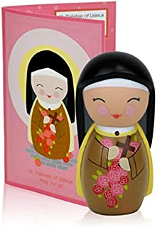 St. Thérèse of Lisieux Collectible Vinyl Figure with Prayer and Story Card