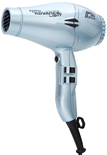 Parlux Advance Light Ceramic and Ionic Hairdryer - Ice