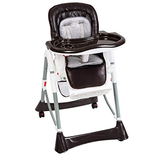 LD Children's high chair, stair high chair, baby high chair, adjustable