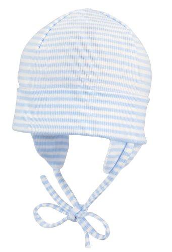 Dolli von Dll Trikot-Bindemtze Baby - Jungen Babybekleidung/ Mtzchen, Hte & Kopftcher, Gr. 41 , Blau (bleu 0110)