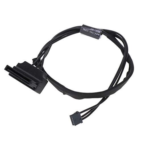 non-brand Adaptador del Cable SSD del Conector De Disco Duro SATA para Apple iMac 21 Pulgadas A1311 2011