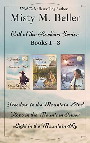 Call of the Rockies Series: Books 1 - 3 (English Edition)