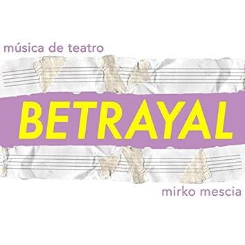 Música de teatro: Betrayal