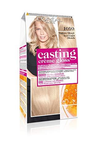 LOREAL_Casting Creme Gloss farba do w³osów 1010 Jasny Lodowy Blond