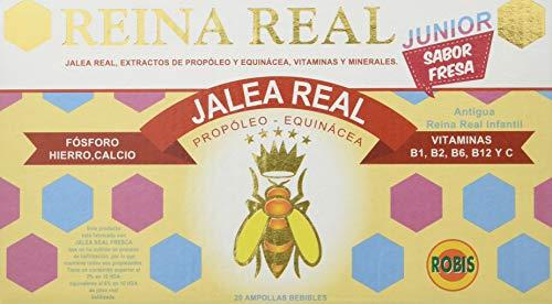 Robis Reina Real Junior Jalea para Niños - 20 Unidades