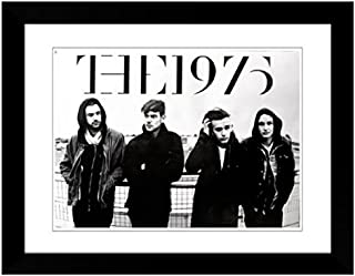 Lawrence Painting Hot Sale Custom The 1975 Best Stylish Classic Home Decor Fashion Poster Size (50X76Cm) U08-21