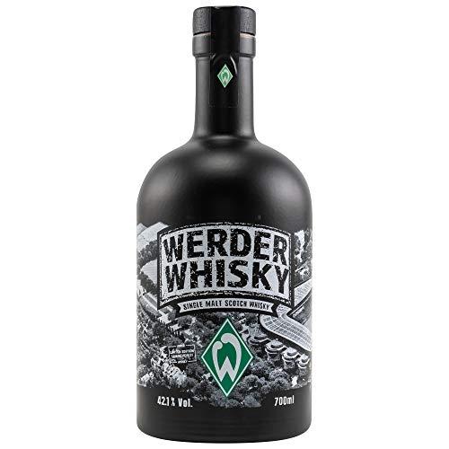 Werder Whisky Single Malt Scotch - Saison 2020/2021 0,7 Liter