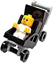 LEGO Town City Fun in the Park Minifigure - Baby and Stroller (60134)