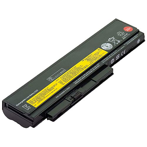 BattPit Laptop Battery for Lenovo 42T4868 45N1023 0A36283 ThinkPad X220 only - High Performance [6-Cell/4400mAh/49Wh]