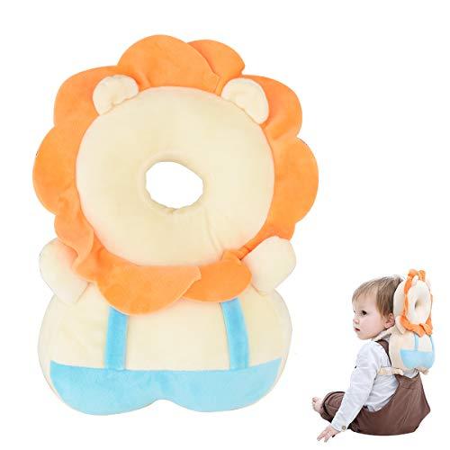 Baby Kopfschutzpolster,Saijer Sicherheit Weiches Atmungsaktives Baby Kopfschutz für Kleinkinder Babies