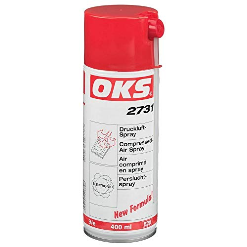 OKS 2731 - Druckluft-Spray, 400 ml Spraydose Gebinde:400 ml Spraydose
