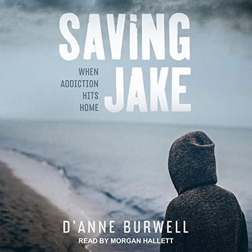 Saving Jake audiobook cover art