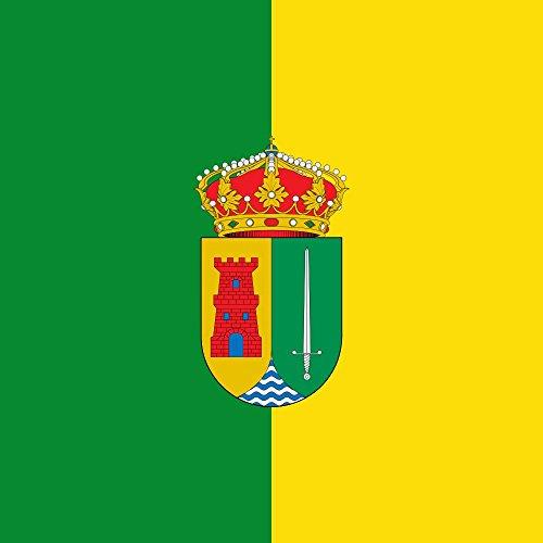 magFlags Bandera Large Municipio de Torregalindo Castilla y León | 1.35m² | 120x120cm